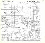 Fence T38N-R16E, Florence County 1964